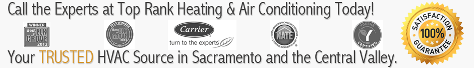 Trusted Heating and Air Conditioning Company in Sacramento & Elk Grove