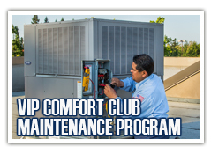VIP Maintenance Comfort Club
